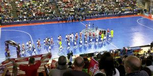 14032016 + Copa España Futsal