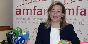 Lola Merino, presidenta de Amfar