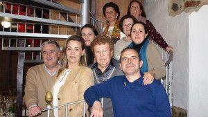 Junta Directiva de AMFAR Almodóvar del Campo