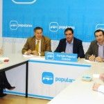 Comisión de Sanidad del PP de Cuenca.