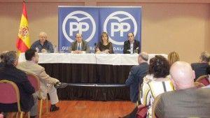 Comité Ejecutivo Provincial del PP de Guadalajara