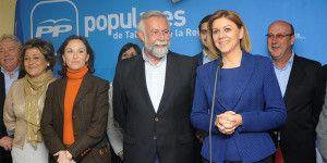 Cospedal reunión Grupo Municipal Popular Ayuntamiento Talavera-300316 (3)