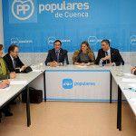 Cospedal  reunión Grupo Municipal Popular Cuenca-070316 (2)