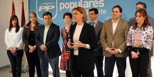 Cospedal reunión Grupo Municipal PP Albacete-210316 (2)