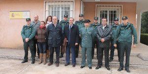 Cuartel Guardia Civil Huete.