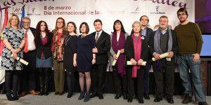 Día Internacional de la Mujer celebrado en Cifuentes.
