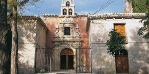 Ermita de la Virgen de las Angustias.