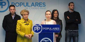 el pp denuncia que un concejal del psoe ha levantado la mano a la portavoz del grupo popular y exige su dimision inmediata | Liberal de Castilla