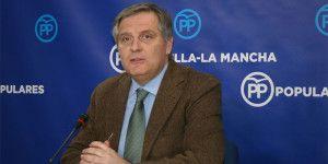 Francisco Cañizares en rueda de prensa.