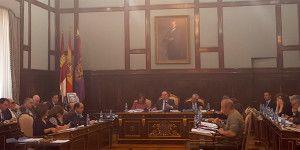 Foto Diputacion - Pleno 18 marzo 2016