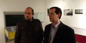 Jorge Sánchez Albendea junto a Pedro J García Hidalgo.