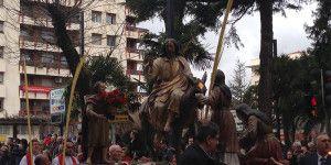 la borriquilla primera procesion de la semana santa de guadalajara | Liberal de Castilla