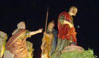 La Negación de San Pedro une sus dos efemérides (fundación y desfile procesional) en una conmemoración de un año