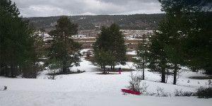nieve en la serrania de cuenca | Liberal de Castilla