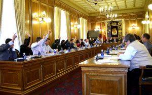 Pleno Diputación Cuenca