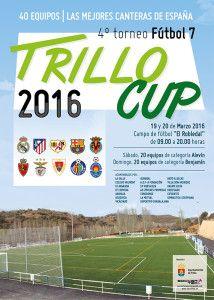 Poster Trillo Cup 2016