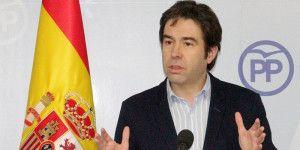 Lorenzo Robisco parlamentario regional del PP por  Guadalajara