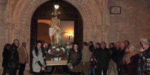 Semana Santa en Almonacid de Zorita.