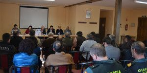 Sesión constitutiva Junta Rectora Parque Natural Sierra Norte