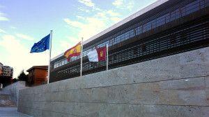 Toledo, 22/11/2015. Fachada de la Consejería de Sanidad. (Foto: JCCM)