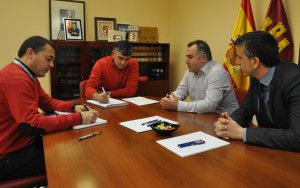 Reunión entre APETI y el delegado de la Junta en Cuenca.