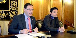 Benjamín Prieto y Javier Fernández Ortea.