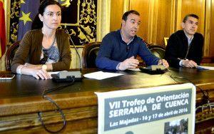 Presentación del Trofeo de Orientación Serranía de Cuenca.