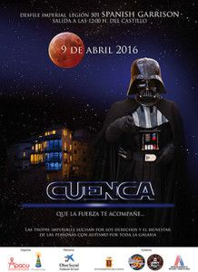 Cartel 50x70 Star Wars