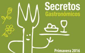 Cartel Secretos Gastronómicos