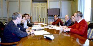 Comision Plan Instalaciones Deportivas