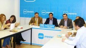 Comisión Sanidad PP Cuenca