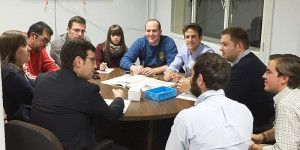 Comite de Dirección de NN GG Guadalajara