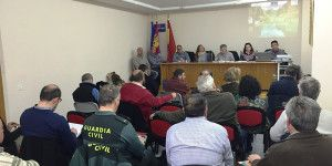 Constitución Junta Rectora PN Alto Tajo