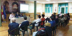 el ayuntamiento de cuenca expone ante los comerciantes y hosteleros del centro el proyecto para carreteria   Liberal de Castilla