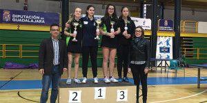 El polideportivo San José acogió más de 150 partidos entre participantes procedentes de toda Castilla-La Mancha