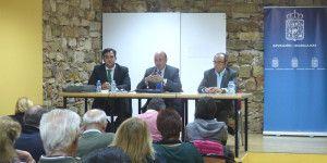 Formacion alcaldes en Siguenza