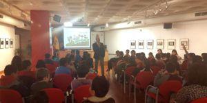 Foto Diputacion - Lectura Guadalajara para niños 23.04.16