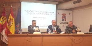 Foto Diputacion - Presentacion libro Ruy Gomez de Silva
