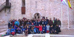 Foto Diputacion - Visita escolares castillo Torija