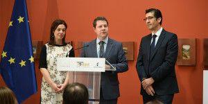 """García-Page propondrá a los grupos parlamentarios un acuerdo para garantizar que en Castilla-La Mancha """"no habrá más recortes"""""""
