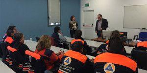 Inauguración curso protección civil