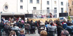la feria del libro llena de actuaciones para todos los publicos la plaza mayor de cuenca | Liberal de Castilla