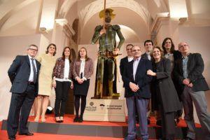 la junta da el pistoletazo de salida al iv centenario de cervantes impulsando un record guinness | Liberal de Castilla