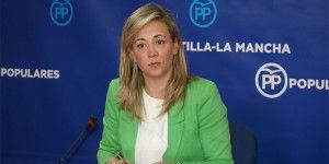 Lola Merino en rueda de prensa-080416