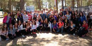 los escolares conquenses aprenden a orientarse | Liberal de Castilla