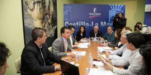 Martínez Arroyo se compromete a modificar el cuadro financiero del Programa de Desarrollo Rural (PDR) de Castilla-La Mancha