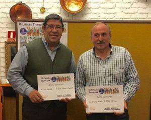 Mus en Uceda 2016 Andres y Jose