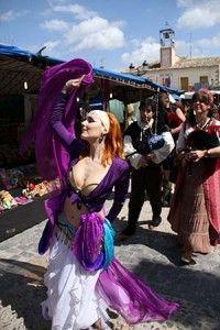Pareja Feria Medieval