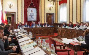 El alcalde ha anunciado las medidas en el Pleno ordinario.