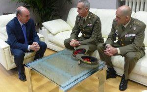 Reunion Coronel Jefe y Teniente Coronel